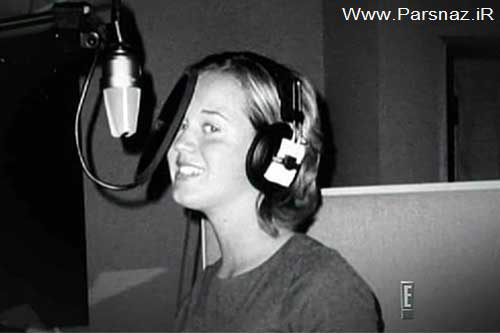 تصاویری دیدنی از کودکی و قبل از مشهور شدن کتی پری