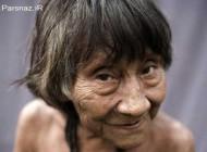 مطالبی جالب درباره معروف ترین زن قبیله آوا + عکس