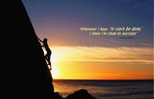 www.parsnaz.ir - اس ام اس های زیبای موفقیت (امیدواری و پیروزی)!