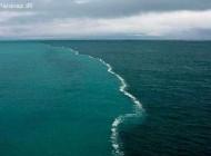این همان دریای عجیبی در دنیا است که در قرآن آمده +عکس