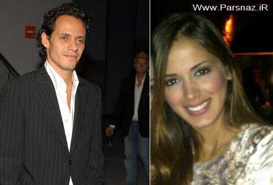 همسر قبلیه جنیفر لوپز با ملکه زیبایی ونزوئلا دوست شد!