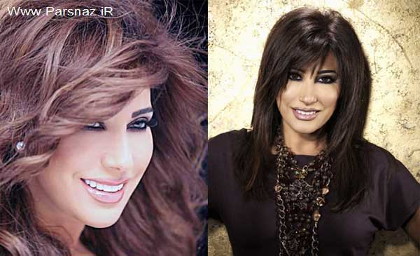 عکس هایی از محبوب ترین خواننده زن عرب در سال 2012