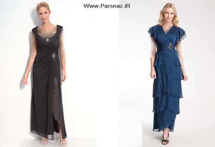 عکس هایی از مدل لباس مجلسی و مدل لباس نامزدی