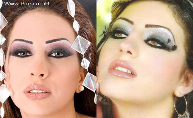 آموزش آرایش صورت و زیبایی در 10 مرحله + عکس