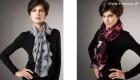 عکس هایی از مدل های دستمال گردن دخترانه