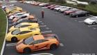 تمام مدل های اتومبیل لامبورگینی در یکجا + عکس