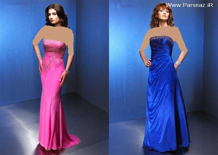 جدیدترین و زیباترین مدل لباس های مجلسی زنانه