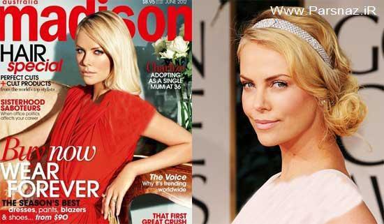 مصاحبه جدید زن بازیگر زیبا با مجله Madison + عکس