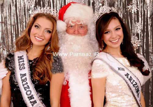 www.parsnaz.ir - رسوایی و دستگیر شدن یکی دیگر از ملکه های زیبایی آمریکا