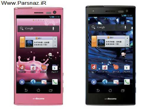 www.parsnaz.ir - معرفی موبایل جدید پاناسونیک با دوربینی ۱۳ مگاپیکسلی