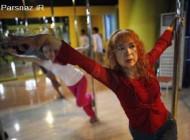 مادر بزرگ 60 ساله چینی و سخت ترین رقص دنیا + عکس