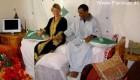 ماجرای ازدواج یک زن زیبای انگلیسی با مرد صحرا نشین عرب!