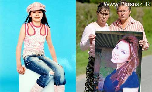ترس از چاقی این دختر مدل و زیبای 19 ساله را کشت +عکس