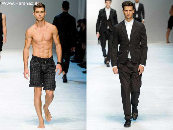 عکس هایی از مدل لباس فشن مردانه