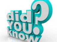 علمی و دانستنی ها آیا میدانید؟ (7)