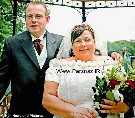 خیانت این زن با مردی دیگر و دروغ گفتن به همسرش + عکس