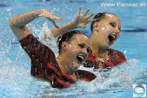 www.parsnaz.ir - راز زیبایی زنان شناگر تیم ملی آمریکا از زبان خودشان! +عکس