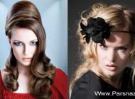 عکس هایی از مدل موهای جدید و زیبای دخترانه
