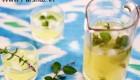 طرز درست کردن لیموناد نعنایی!