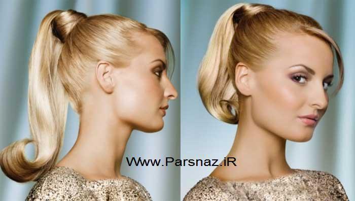 جدیدترین و زیباترین وقشنگ ترین عکس های از مدل موهای جدید و زیبای دخترانه
