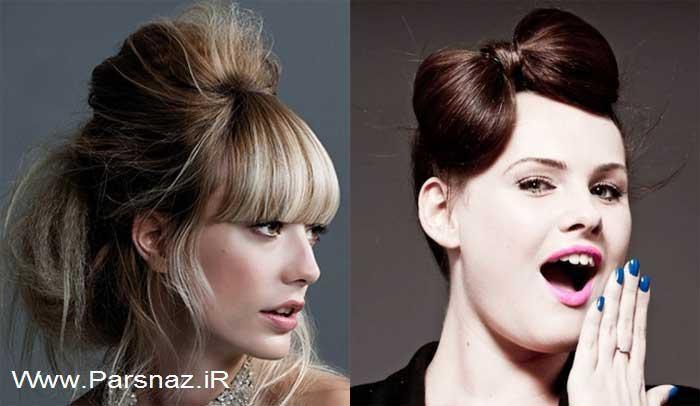 ژورنال خوشگل ترین مدل مو جدید دخترانه وزنانه سال جدید مخصوص خانم های با کلاس