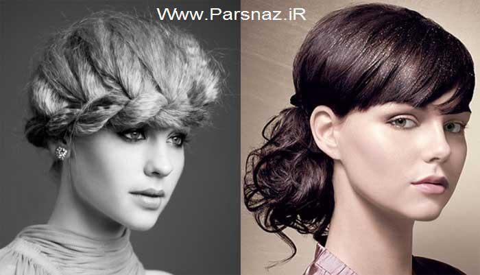 مدل مو جدید دخترانه