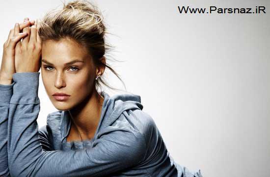 عکس هایی از زیباترین و جذاب ترین زن مانکن جهان در 2012