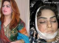 خواننده زن پاکستانی به ضرب گلوله کشته شد! + عکس