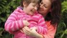 وقتی صدای این مادر مهربان معجزه می کند + تصاویر