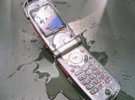 ترفندی برای هنگامی که موبایل خیس می شود