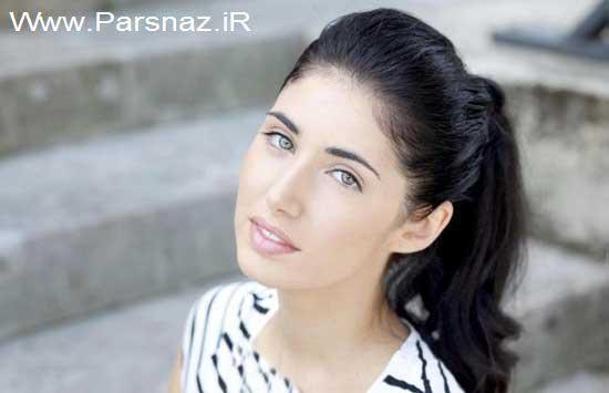 عکس هایی از زیباترین دختر شایسته ایتالیا در سال 2012