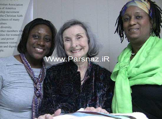 این زنان 30 سال فداکاری و معرفت خود را پنهان کردند +عکس