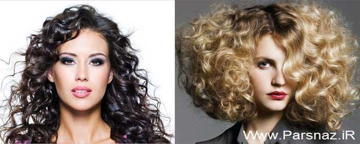 عکس هایی از انواع مدل موی دخترانه