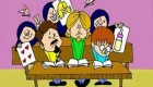 نظرات جالب دانشجو های جدید و ترم آخری (طنز باحال)