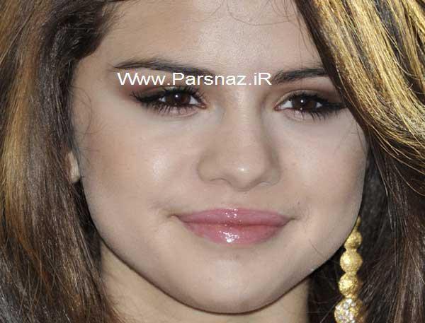 ستاره جوان و زیبای هالیوود و عکس بدون آرایش