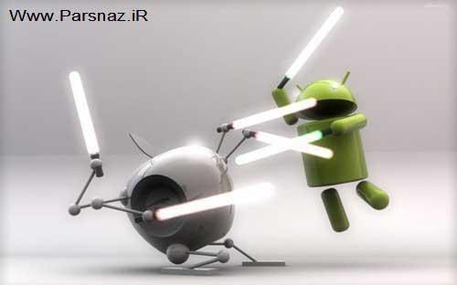 مقایسه تبلت گلكسی تب دو و آیپد اپل! + عکس