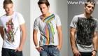عکس هایی از مدل های جدید تیشرت مردانه