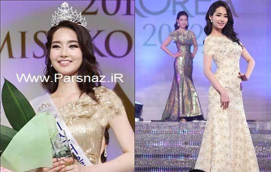 عکسهایی از زیباترین دختر شایسته کره جنوبی در سال 2012 1