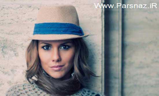 عکسهایی از زیباترین دختر شایسته مجارستان در سال 2012