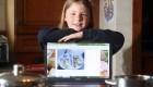 دختری باهوش با یک وبلاگ ساده در دنیا معروف شد + عکس