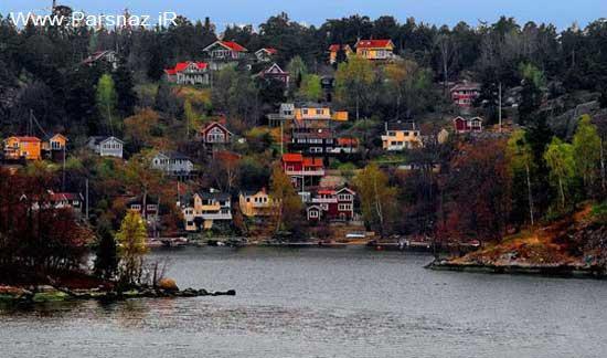 عکسهای از کشور سوئد