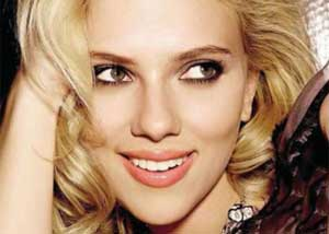اسکارلت جوهانسون پردرآمدترین بازیگر زن زیبای هالیوودی