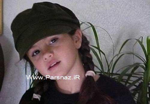 تصاویری از کودکی تا بزرگسالی سلنا گومز خواننده جوان و زیبا