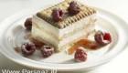 آموزش درست کردن کیک بستنی بیسکویتی