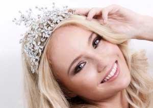عکس هایی از زیباترین دختر شایسته هلند در سال 2019