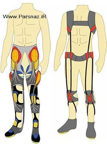 لباسی برای افزایش مقاومت سربازان