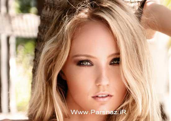 عکس هایی از زیباترین دختر شایسته هلند در سال 2012