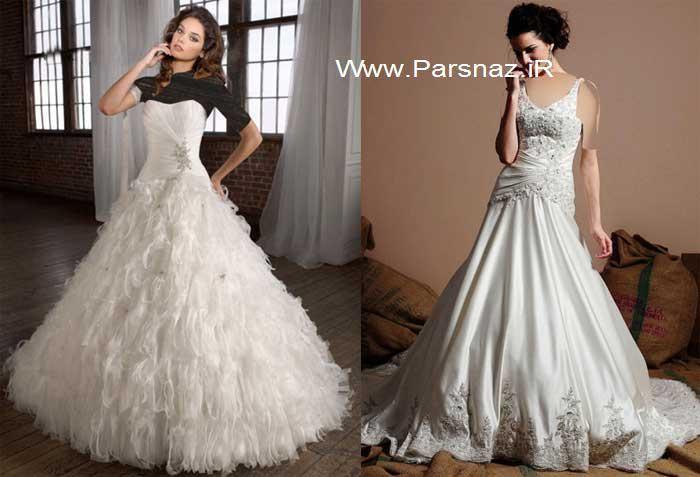 www.parsnaz.ir -  مدل لباس عروس