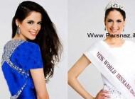 عکس هایی از زیباترین دختر شایسته دانمارک در سال 2012