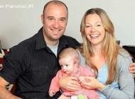 بیماری عجیب این نوزاد که چند پزشک تشخیص ندادند +عکس